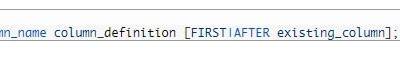 Bài MySQL 40: Câu lệnh ADD COLUMN trong MySQL