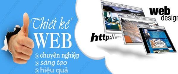 cách thiết kế website