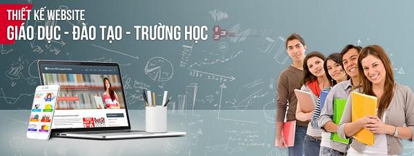 Top 10 công ty thiết kế website giáo dục chuyên nghiệp uy tín tại TPHCM