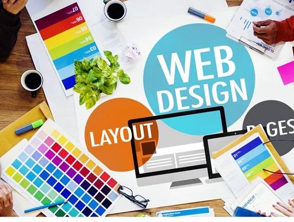 công ty thiết kế website nail