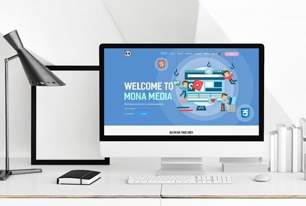 công ty thiết kế website mỹ phẩm