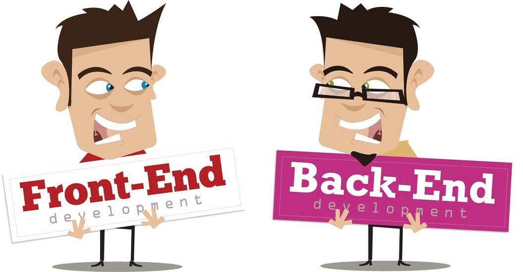 khác nhau giữa front end và back end
