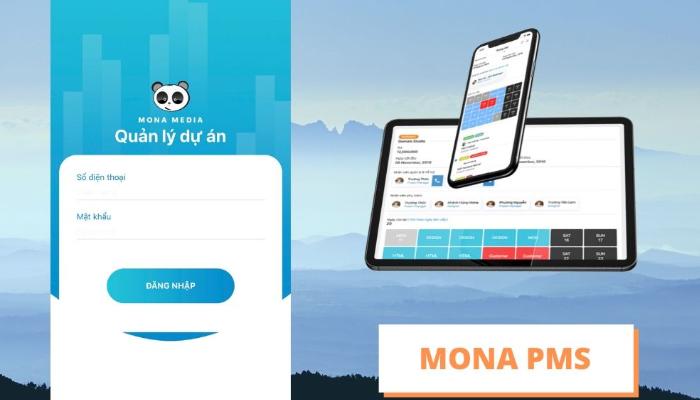 mona-pms phần mềm quản lý tiến độ công việc